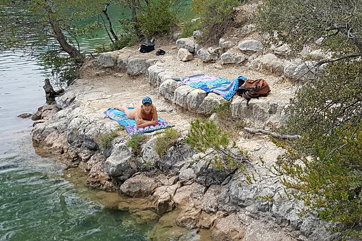 Camping naturiste : une formule très en vogue