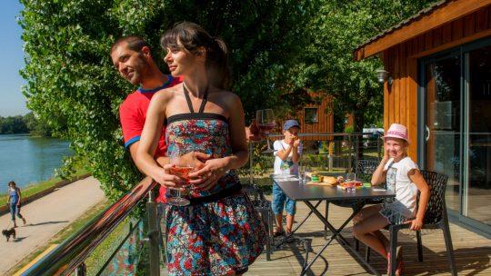 Vacances à Lyon : comment les passer en camping ?